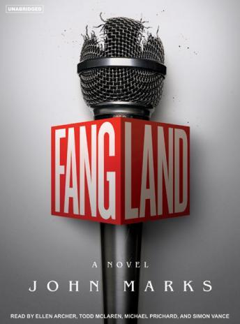 Fangland: A Novel, John Marks