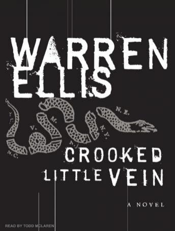 Crooked Little Vein: A Novel sample.