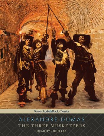 Three Musketeers, Alexandre Dumas