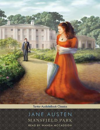 Mansfield Park [With eBook], Jane Austen