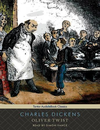 Oliver Twist [With eBook], Charles Dickens