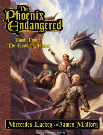 Phoenix Endangered: Book Two of the Enduring Flame, James Mallory, Mercedes Lackey