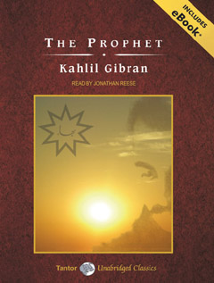 Prophet [With eBook], Kahlil Gibran