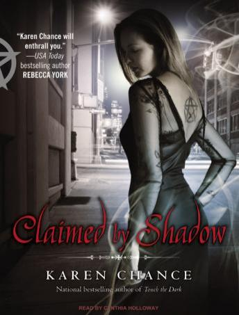 Claimed by Shadow, Karen Chance