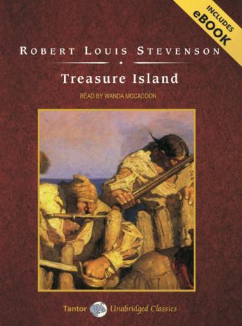 Treasure Island [With eBook], Robert-Louis Stevenson