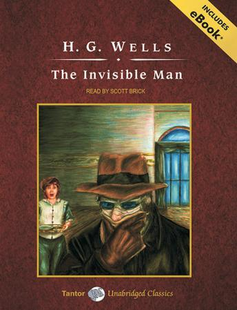 Invisible Man [With eBook], H.G. Wells