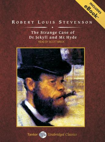 Strange Case of Dr. Jekyll and Mr. Hyde [With eBook], Robert-Louis Stevenson