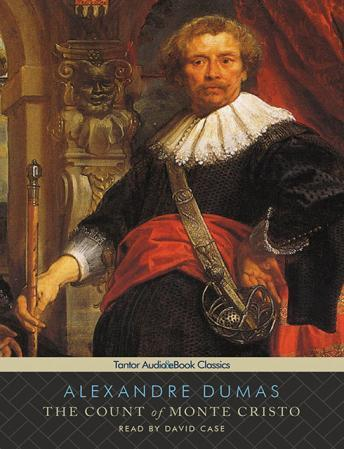 Count of Monte Cristo [With eBook], Alexandre Dumas