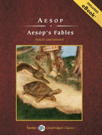 Aesop's Fables [With eBook], Aesop