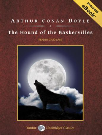 Hound of the Baskervilles [With eBook], Arthur Conan Doyle
