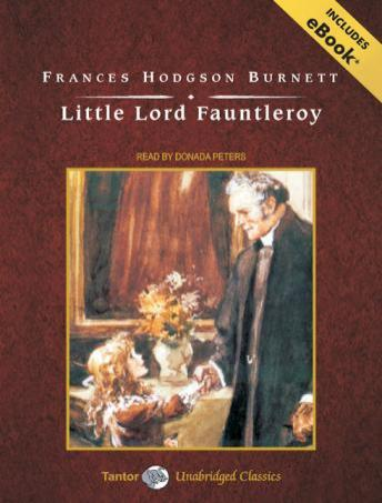 Little Lord Fauntleroy [With eBook], Frances Hodgson Burnett