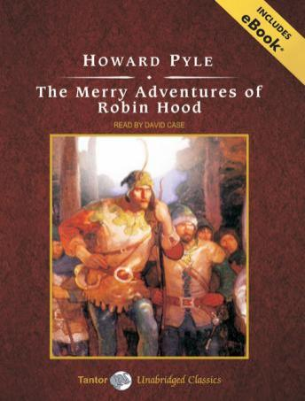 Merry Adventures of Robin Hood [With eBook], Howard Pyle