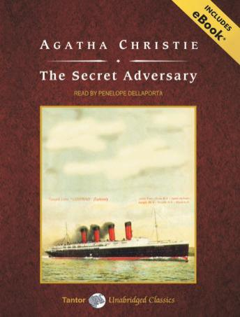 Secret Adversary [With eBook], Agatha Christie