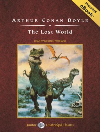 Lost World [With eBook], Arthur Conan Doyle