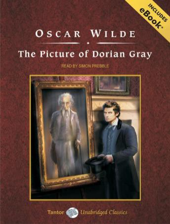 Picture of Dorian Gray [With eBook], Oscar Wilde