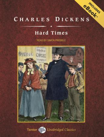Hard Times [With eBook], Charles Dickens