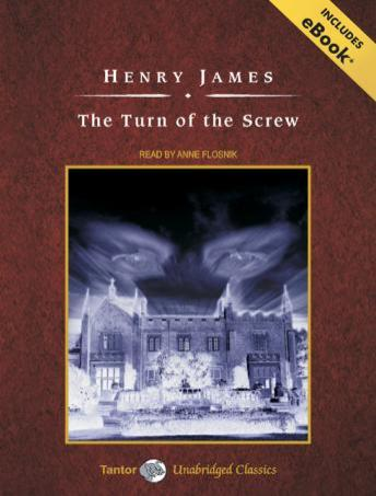 Turn of the Screw [With eBook], Henry  Jr. James
