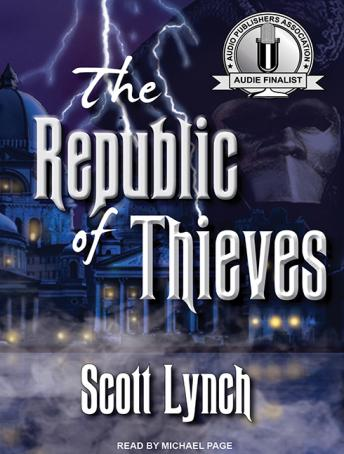 Listen to Republic of Thieves by Scott Lynch at Audiobooks com