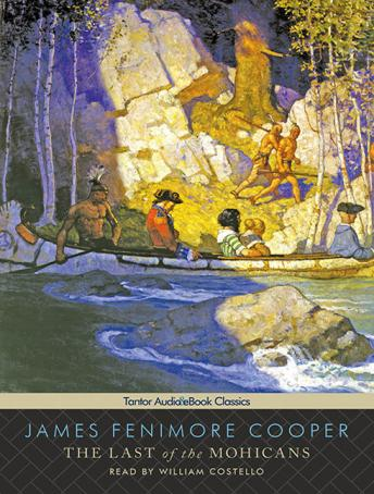 Last of the Mohicans [With eBook], James Fenimore Cooper