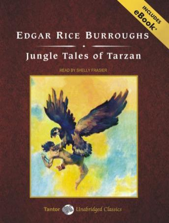Jungle Tales of Tarzan, Edgar Rice Burroughs