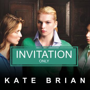 Invitation Only, Kate Brian