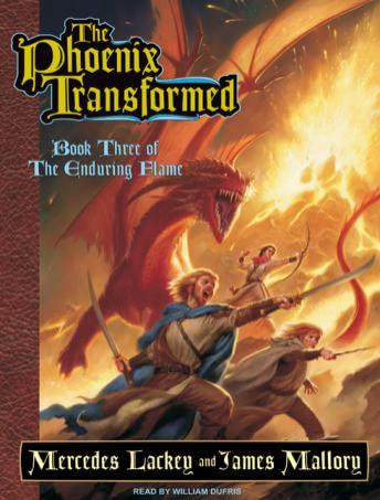 Phoenix Transformed: Book Three of the Enduring Flame sample.