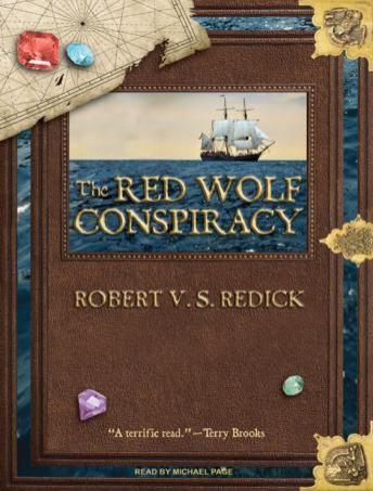 Red Wolf Conspiracy, Robert V. S. Redick