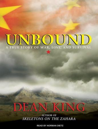 Unbound: A True Story of War, Love, and Survival sample.