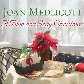 Blue and Gray Christmas, Joan Medlicott
