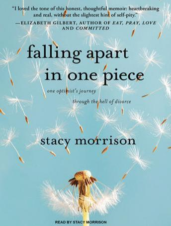 Falling Apart in One Piece: One Optimist's Journey Through the Hell of Divorce, Stacy Morrison