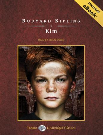 Kim [With eBook]