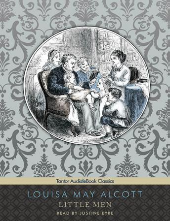 Little Men, Louisa May Alcott