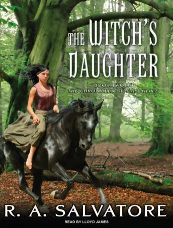 Witch's Daughter, R. A. Salvatore