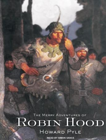 Merry Adventures of Robin Hood, Howard Pyle