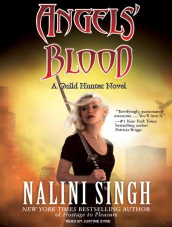 Angels' Blood, Nalini Singh