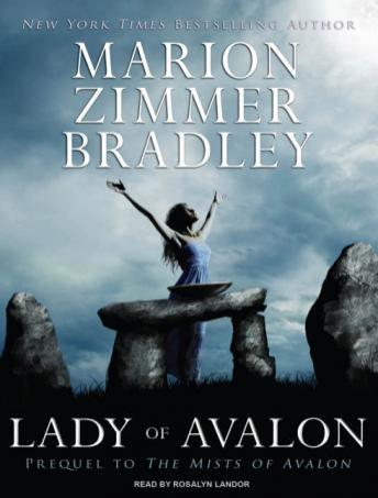 Lady of Avalon, Marion Zimmer Bradley