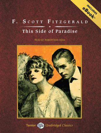 This Side of Paradise, F. Scott Fitzgerald