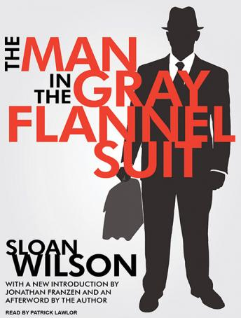 Man in the Gray Flannel Suit, Sloan Wilson