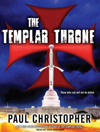The Templar Throne, Paul Christopher