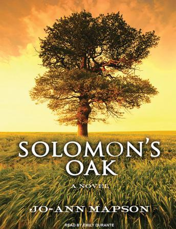 Solomon's Oak: A Novel, Jo-Ann Mapson