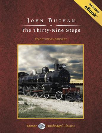 The Thirty-Nine Steps, John Buchan