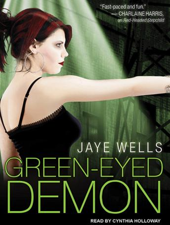 Green-Eyed Demon, Jaye Wells