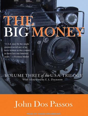 Big Money, John Dos Passos