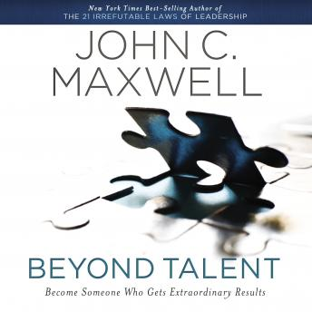 beyond talent john maxwell pdf