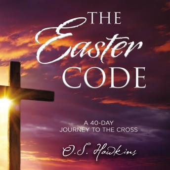 Easter Code Booklet: A 40-Day Journey to the Cross sample.
