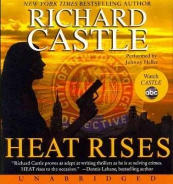 Heat Rises, Richard Castle