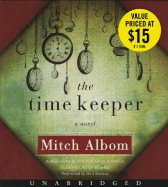 Time Keeper, Mitch Albom