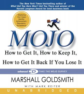 Mojo: How to Get It, How to Keep It, How to Get It Back if You Lose It sample.