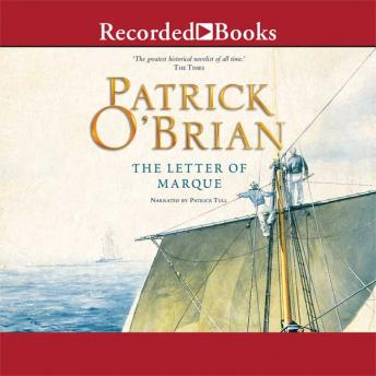 Letter of Marque, Patrick O'Brian