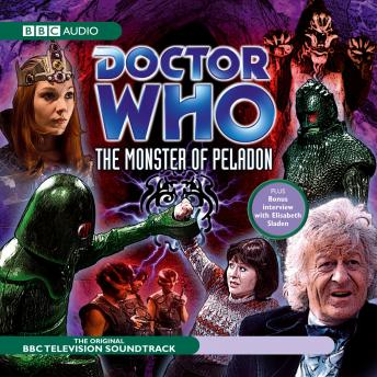 Doctor Who: The Monster Of Peladon (TV Soundtrack)